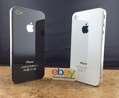 Apple iPhone 4s | C Spire | 8GB - 16GB | Black - White | Good - Excellent - Mint ()