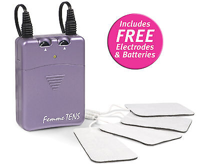 Femme TENS unit for labour & beyond - Maternity TENS for labour
