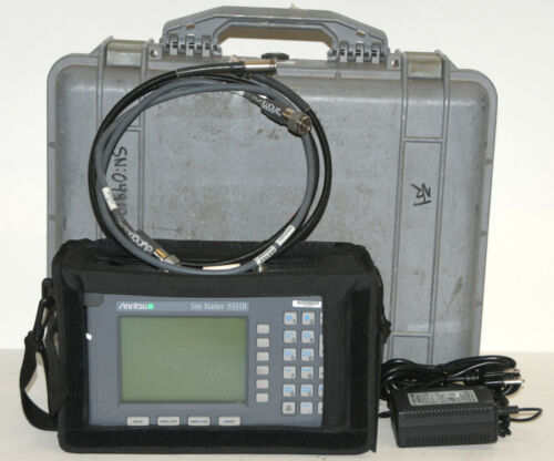 Anritsu Site Master S331B Cable & Antenna Analyzer