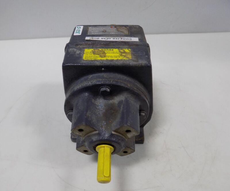 FALK ULTRAMITE 5.96HP GEAR REDUCER 04UCBN2A5.0N1