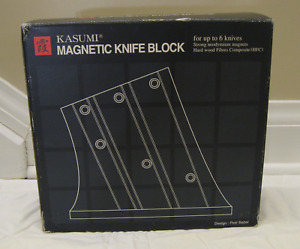 Kasumi Magnetic Knife Block #81006- NEW- $100 or Best Offer