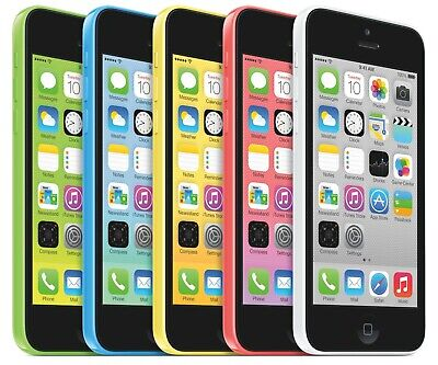 Apple iphone 5C 8GB/16GB/32GB White/Pink/Blue/Green(Unlocked) Pristine Condition