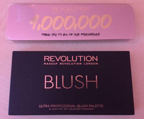 REVOLUTION Makeup Revolution London Eyeshadow Palette & Blush Palette | NEU