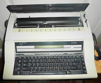 Nakajima Model Ae-580 Electric Office Typewriter