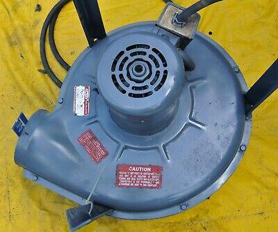 Dayton Dust Collector Motor 1z864a 1 Hp 220440 V 3 Ph 700 Cfm Vacuum