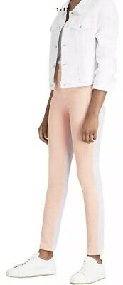 New $250 Rag and Bone Peach Lilac 2 tone High Rise Skinny jeans -