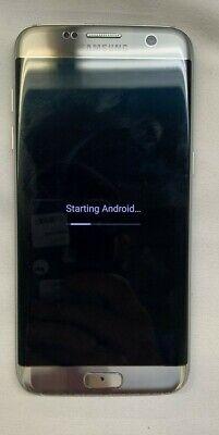 Samsung Galaxy S7 edge SM-G935 - 32GB - Silver Titanium (Sprint) Smartphone