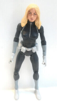 """Marvel Legends 6"""" SHARON CARTER Figure from Stealth Iron-Man 2 Pack Shield Agent"""