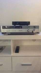 Panasonic Full Digital HD Receiver/Amplifier