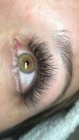 Hairstylist & Certified eyelash extensions technician
