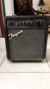Traynor guitar mate 15 amplifier