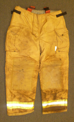 42X32 Firefighter Pants Turnout Bunker Fire Gear Securitex P894