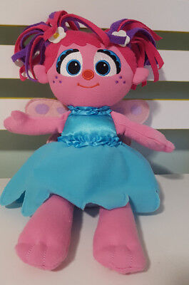 ABBY CADDABY SESAME STREET PLUSH TOY SOFT TOY KIDS TOY SOFT DOLL 26CM!