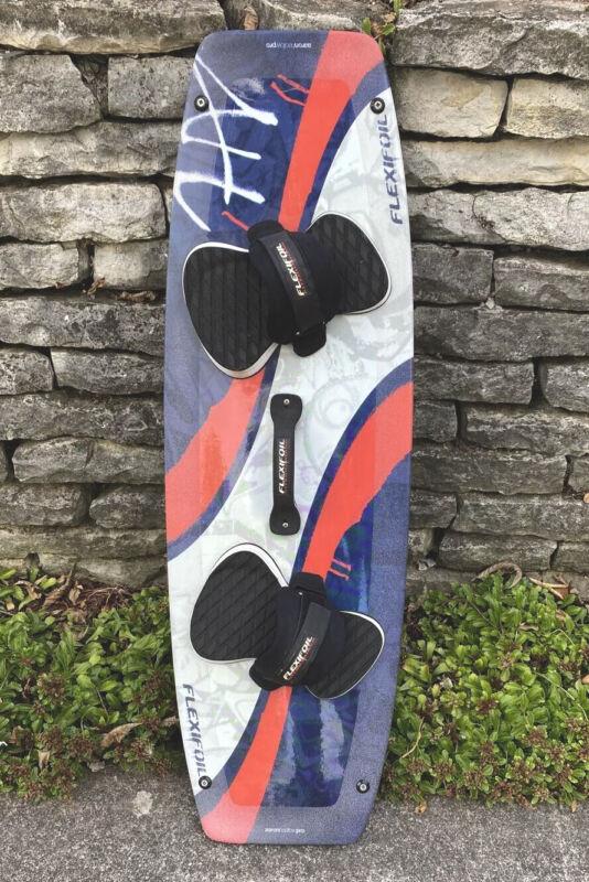 Aaron Hadlow Flexifoil Kite Board