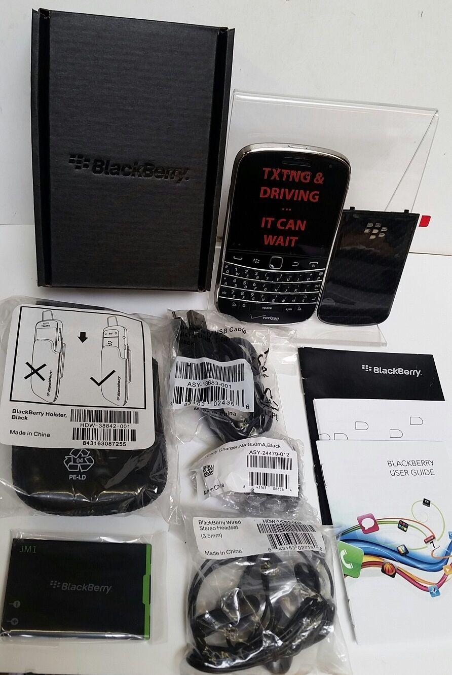 Touchscreen Blackberry Verizon Bold Wifi Rim 9930 3g Smar...