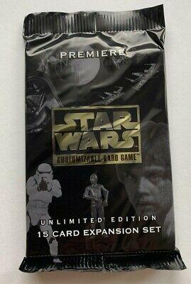Star Wars CCG WB Premiere Unlimited Obi-Wan Kenobi NrMint-MINT SWCCG