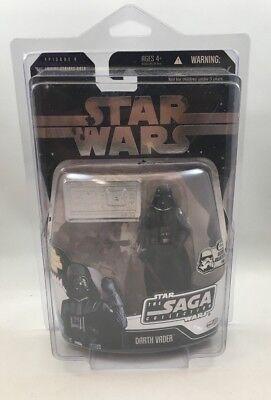 Star Wars TSC #013 Darth Vader Episode V Ultimate Galactic Hunt - Hasbro 2006