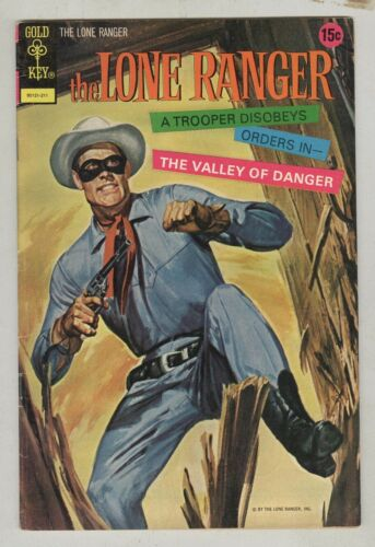 Lone Ranger #17 VG 1970