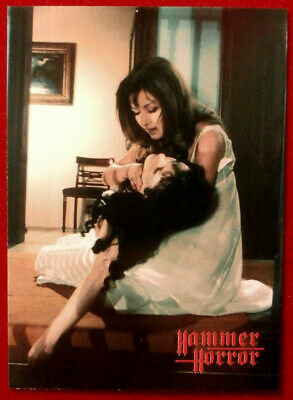 HAMMER HORROR - Series 2 - Card #124 - The Vampire Lovers - Madeline Smith