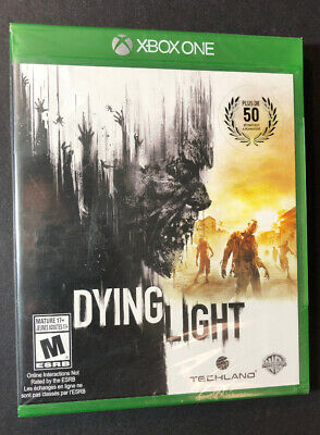 Dying Light (XBOX ONE) NEW segunda mano  Embacar hacia Mexico
