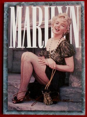 MARILYN MONROE - Series 1 - Sports Time 1993 - Individual Card #49