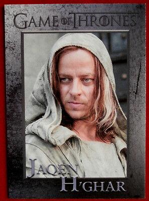 GAME OF THRONES - Season 5 - Card #82 - JAQEN H'GHAR - Rittenhouse 2016