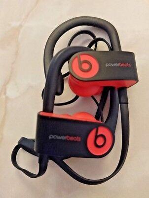 Genuine Beats by Dr. Dre Powerbeats3 Wireless Ear-hook Headphones - Siren Red