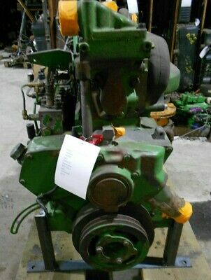 John Deere 9600 Engine