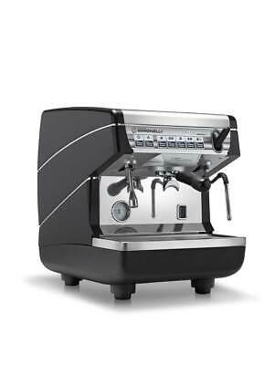 Nuova Simonelli Appia Ii - 1 Group Volumetric Commercial Espresso Machine