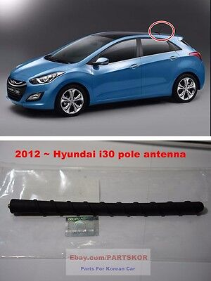 Hyundai i30 Elantra Touring 09-12 Genuine OEM Loop Pole Antenna AM FM 962632E220
