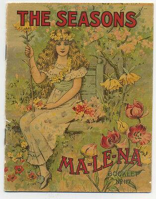 Ma-Le-Na medical booklet #117; The Seasons