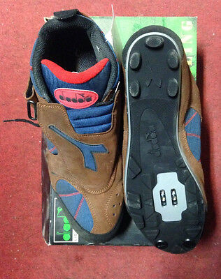 Scarpe bici MTB Invernali Diadora Pobland Mountain Bike Shoes Winter  bicycles 7c7af030ee4