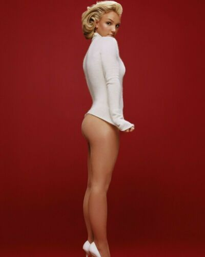 BRITNEY SPEARS 8X10 PHOTO MUSIC POP DANCE PICTURE