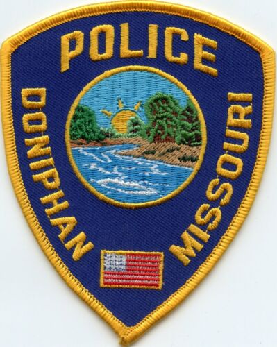 DONIPHAN MISSOURI MO POLICE PATCH