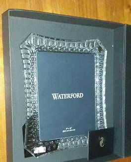 Waterford Crystal Photo frame NEW