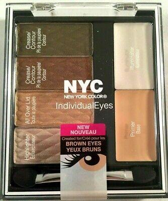 🍎 NYC NEW YORK COLORS INDIVIDUAL EYES SMOKIN' 946 BEST OF