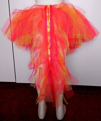 Fun Tutu with Tail for Toddlers and Girls. Halloween, Party, Dance, Fancy Dress