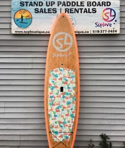 2017 Suplove paddle boards- KW delivery available.