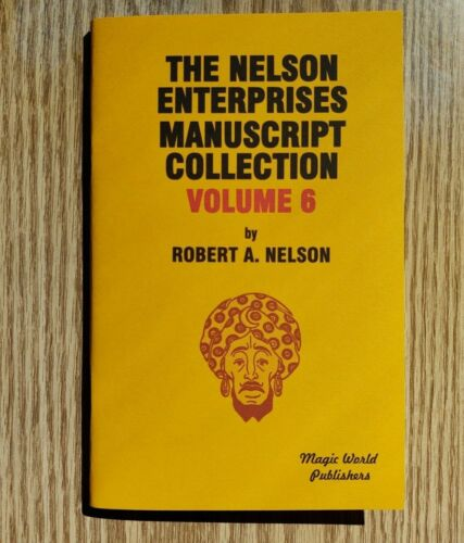 The Nelson Enterprises Manuscript Collection Volume 6 (only source on eBay!)