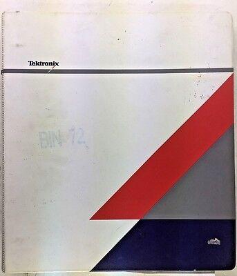 Tektronix Tds 420 Tds 460 Digitizing Oscilloscopes User Manual Pn 070-8034-01