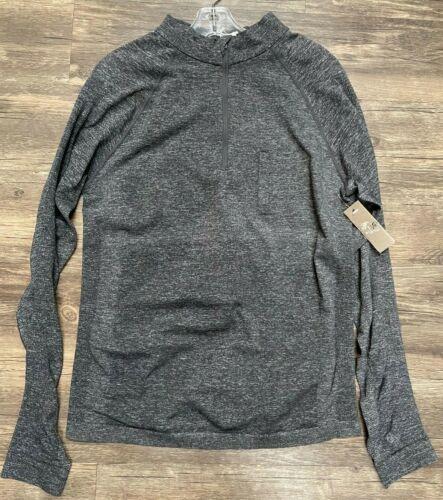 Good Rider Seamless Tech Shirt - Grey - Men