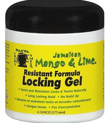 Jamaican Mango & Lime LOCKING GEL RESISTANT FORMULA 6 OZ.