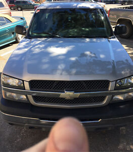 **Driven Daily/ Reliable & Running 2004 Chevy Ext. Cab