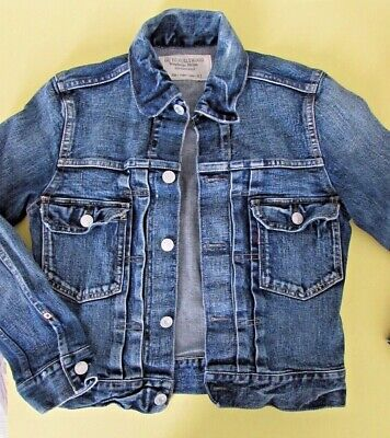 Go To Hollywood Roughedge Meyou Denim Jacket Junior Small or Girls size 12-14-16