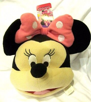 Disney Minnie Mouse with Pink Polka Dots Bow 10