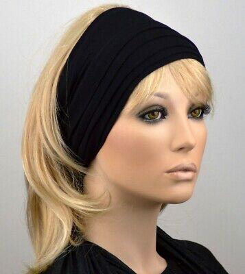 BAND ELEGANCA BAND KENDRA auch f. Beanie Mütze Chemo Perücke (Haarband Perücken)