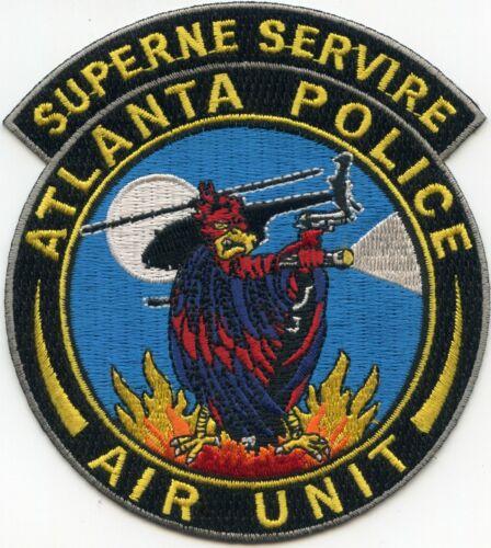 ATLANTA GEORGIA GA HELICOPTER AIR UNIT Aviation POLICE PATCH
