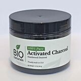 Activated Charcoal Powder Food Grade by BioNaturals Virgin NSF Certified (1.2oz)