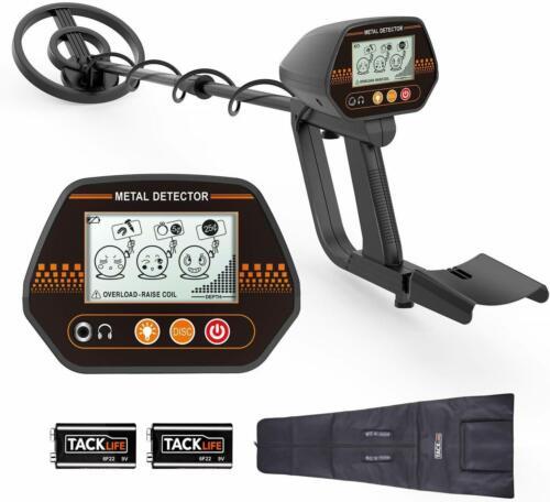 "Metal Detector, 3 Modes Adjustable Waterproof Detectors (24""-45"") with Larger Ba"