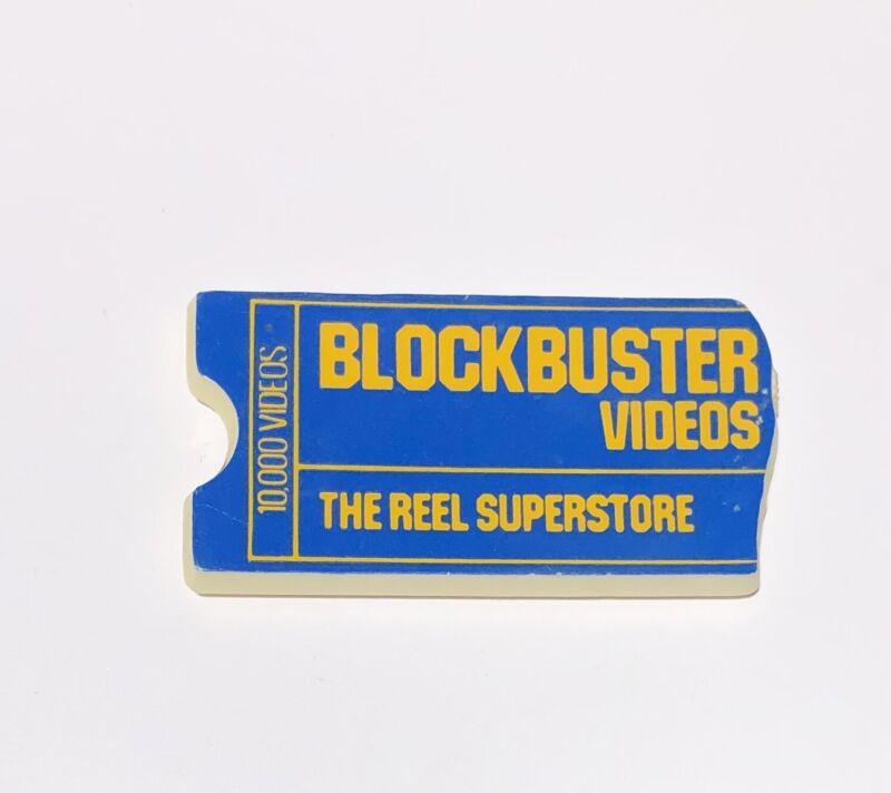 Vintage Blockbuster Videos